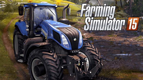 Farming Simulator 2015 for Mac (2014)