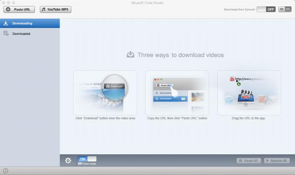 iSkysoft iTube Studio 5.7.3 for Mac