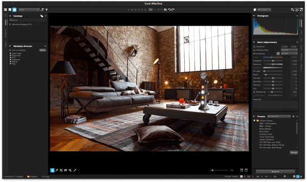 Corel AfterShot Pro 2.4.0 for Mac
