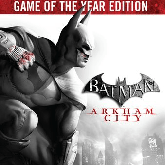 Batman: Arkham City Game of the Year Edition for Mac