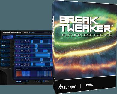 iZotope BreakTweaker v1.01 & Library