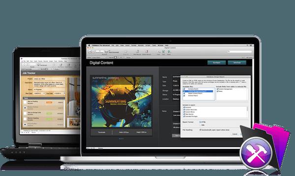 FileMaker Pro Advanced 13.0.4