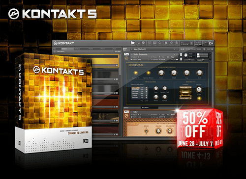 Native Instruments Kontakt 5.4.2