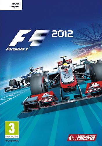 F1 2012 для Mac OS