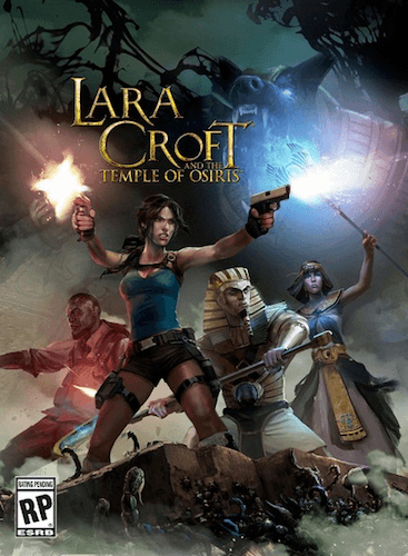 Lara Croft and The Temple of Osiris (2014) PC