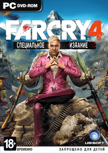 Far Cry 4 - Gold Edition (2014) PC