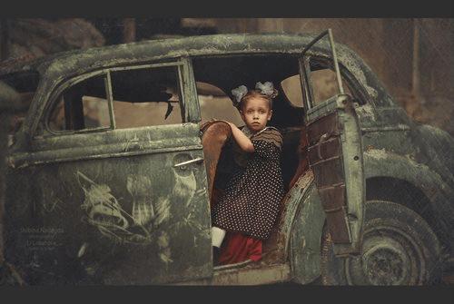 Надежда Шибина. МК Обработка детских фотографий (2014)