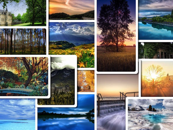 Beautiful Wallpapers of Nature Pack 86