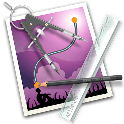 Artboard 1.9.8 - создания векторных иллюстраций для Mac OS