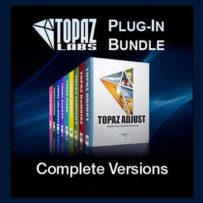 Topaz Plugins Bundle (upd 12.2014)