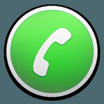 DockPhone 1.1 - звонить прямо с Mac