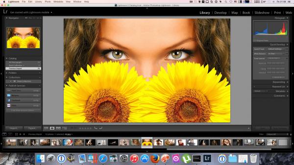 Adobe Photoshop Lightroom for Mac 5.7.1