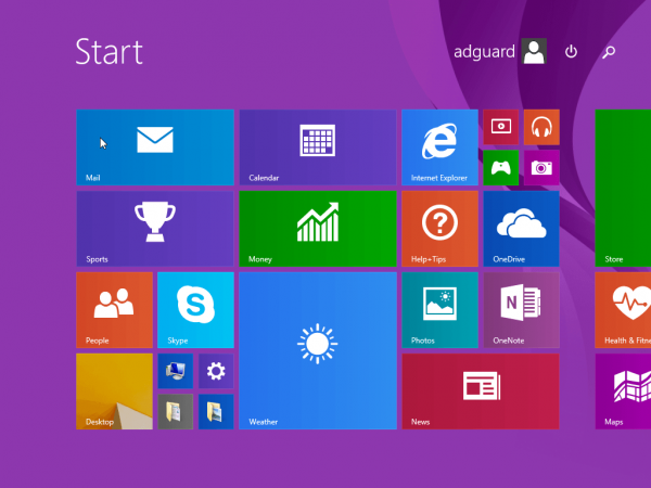 Windows 8.1 Build 9600 Final Update 3 (ENG)