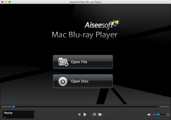 Aiseesoft Mac Blu-ray Player 6.2.56