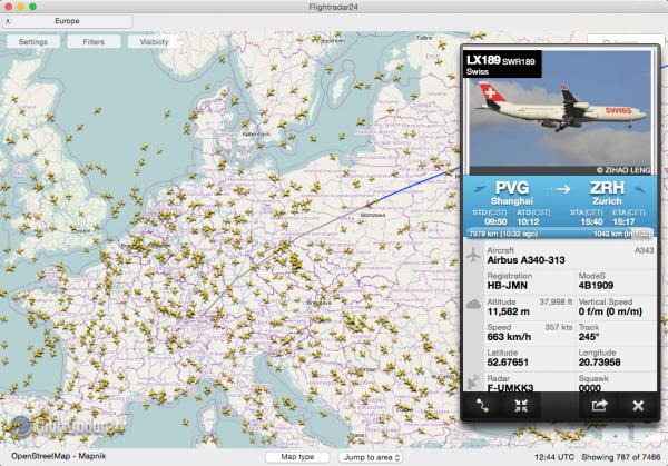 Flightradar24 2.0.2