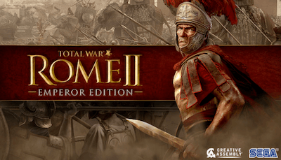 Total War: Rome II - Emperor Edition for Mac (2014)