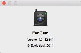 EvoCam 4.3