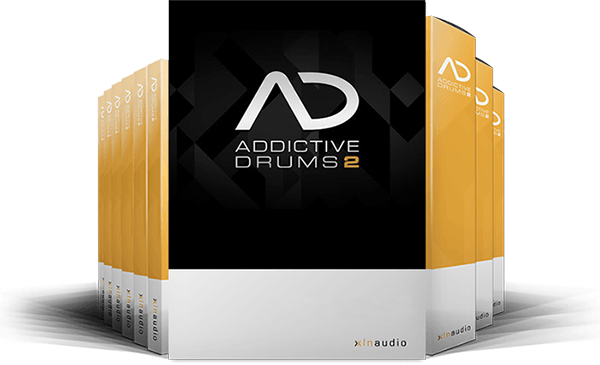 XLN Audio Addictive Drums 2 v2.0.7