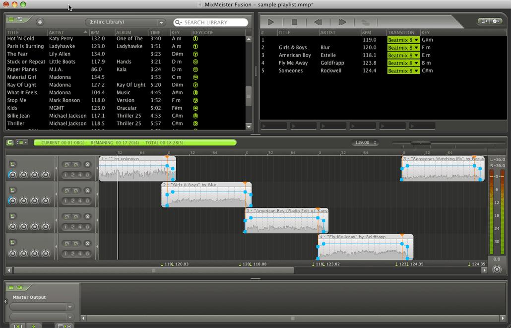 DJ Sequencer Software (Download)