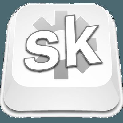 SimpleKeys 2.5.5 - cоздать сочетания клавиш для ваших общих задач