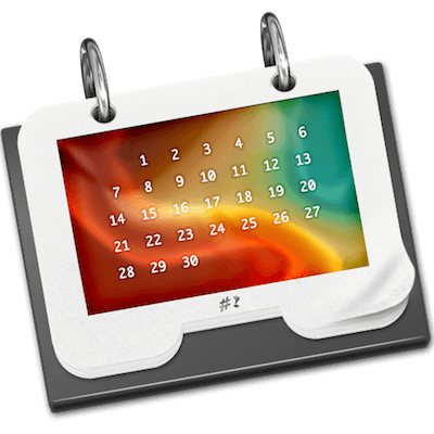 iDeskCal 2.6.5