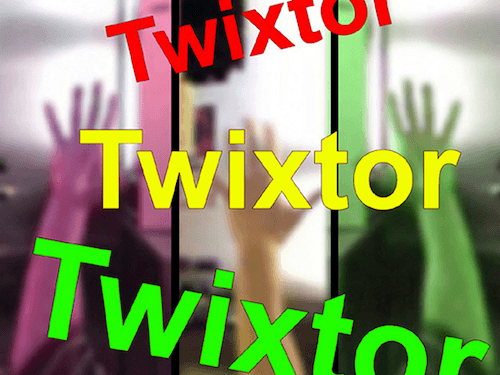 Re-vision Twixtor 6.1.0