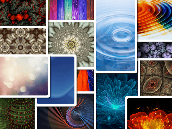 Abstract wallpaper pack #52