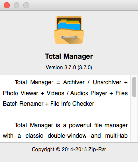 Total Manager 3.7.0