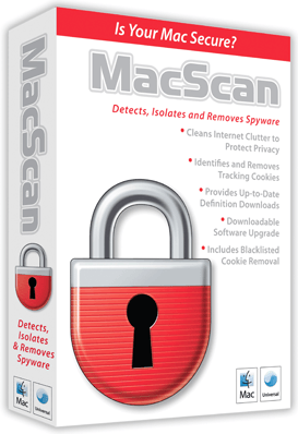 MacScan 2.9.4 антивирус для Mac