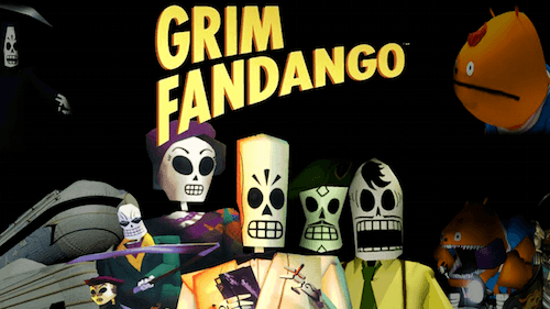 Grim Fandango Remastered for Mac (2015)