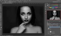 Экспресс-тренинг по ретуши чёрно-белых фотографий (2014)