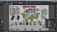Lynda.com. Дизайн инфографики (2014)