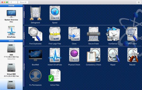 Drive Genius 4.0 -  утилита для обслуживания жестких дисков