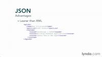 JavaScript and JSON (2013)