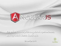 SmartMe. Разработка enterprise Angular.JS приложения (2014)