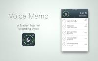 Voice Memo 2.2