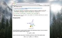 Archimedes 1.3.2 - текстовый редактор для формул