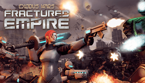 Exodus Wars: Fractured Empire (2015)