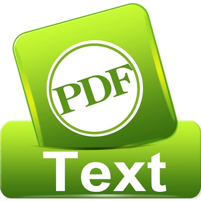 PDF to Text Converter 2.9.5