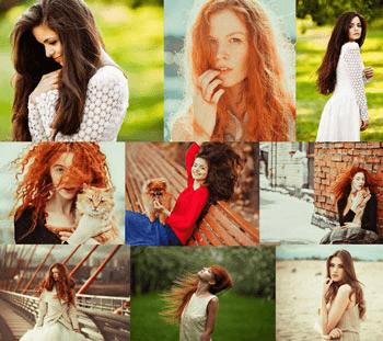 Марина Полянская. Теплое тонирование (2015)