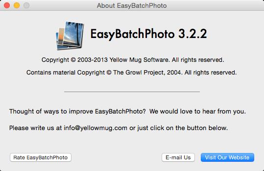 EasyBatchPhoto 3.2.2