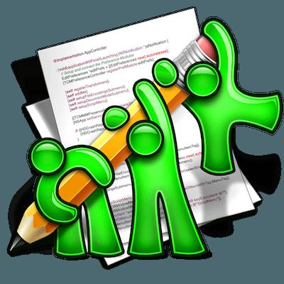 SubEthaEdit 4.1 - совместное редактирование документов