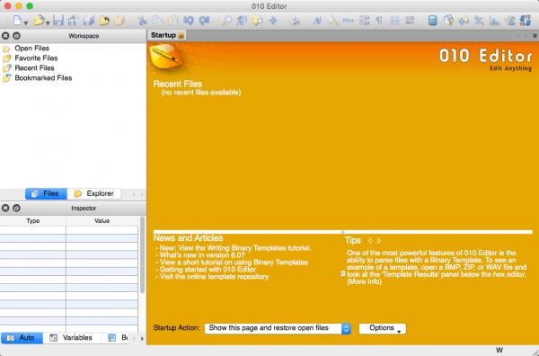 010 Editor 6.0.2 - hex-редактор