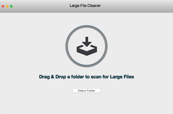 Large File Cleaner 1.1.4