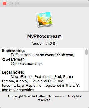 MyPhotostream 1.1.3
