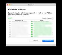 Syncman 1.3.4 - Синхронизация адресной книги с Gmail