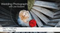 Свадебная фотография с Джо Бьюссинк (2014)