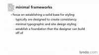 CSS: Фреймворки и сетки (2013)