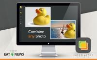 Superimpose Studio Pro 1.3 - простой способ наложения слоев в Mac OS X