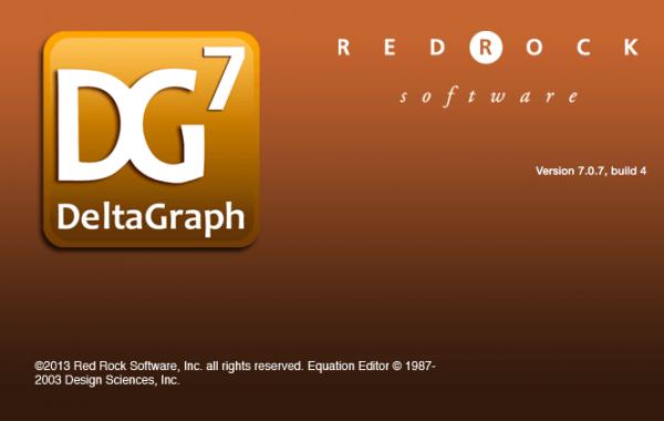 DeltaGraph 7.0.7